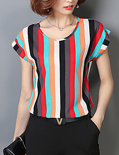 Women's Going out Daily Simple Summer Fall Blouse