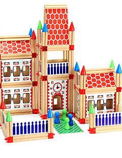 DIY 키트 3D퍼즐 직쏘 퍼즐 장난감 완구 장난감 유명한 빌딩 집 건축 3D 남여 공용 조각