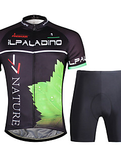 Paladin Sport Men  Cycling Jersey  Shorts Suit D784