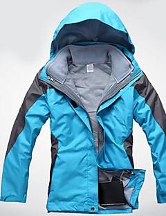 tanie Odzież turystyczna-Damskie Na wolnym powietrzu Zima Keep Warm Kurtka Topy Narciarstwo Camping & Turystyka