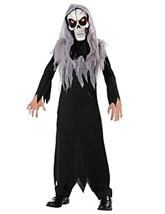 billige Halloweenkostymer-Spøkelse Monstere Cosplay Cosplay Kostumer Maskerade Gutter Festival/høytid Halloween-kostymer Halloween Karneval Andre