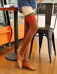 Kadın's Sıcak Tutan Akrilik Kadın's Külotlu Çoraplar