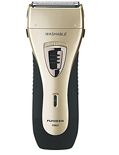 flyco fs621 rasoir électrique rasoir 100240v longue veille lavable