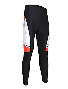 arsuxeo 2017 férfi 3d bélelt kerékpáros kompressziós harisnya tavaszi kerékpár kerékpár MTB kerékpáros nadrág lélegző gyors száraz