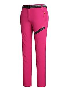 tanie Turystyczne spodnie i szorty-Damskie Turistické kalhoty Na wolnym powietrzu Wiatroodporna Zdatny do noszenia Rozciągliwe Odporny na promieniowanie UV Oddychalność Zima
