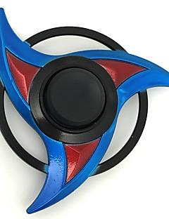 billige Anime cosplay-Fidget Spinner Inspirert av Naruto Sasuke Uchiha Anime Cosplay-tilbehør Sink Legering