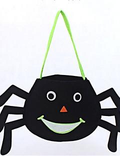 Spøkelse Monstere Gresskar Bagger og vesker Halloween Festival / høytid Halloween-kostymer Svart Mote
