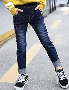 Gutt Jeans Stripe Høst Vinter