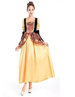 Prinsesse Gudinne Badedrakt/Kjoler Cosplay Kostumer Maskerade Kvinnelig Halloween Jul Karneval Nytt År Festival/høytid Halloween-kostymer