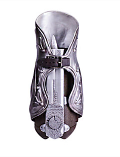 Weapon Inspired by Assassin's Creed Ezio Anime/ Video Games Cosplay Accessories Weapon Silver PVC Male