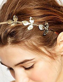 billige Trendy hårsmykker-Dame Elegant Søt Krokodillekam - Kunstnerisk Stil Klassisk Stil Legering