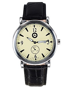 Men's Watch Dress Watch Elegant Style Quartz Wrist Watch Cool Watch Unique Watch Fashion Watch Clock