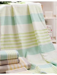 Frischer Stil Badehandtuch Gehobene Qualität Reine Baumwolle Handtuch