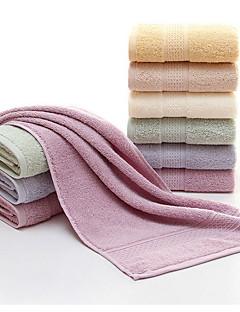 Frischer Stil Badehandtuch,Solide Gehobene Qualität Polyester / Baumwolle Jacquard Handtuch