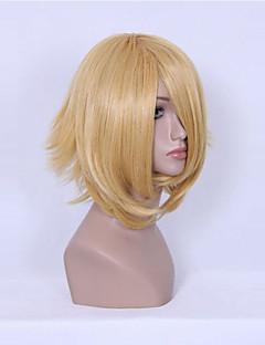 billige Anime cosplay-Cosplay Parykker Gjenfødt! Oz Bezarius Anime Cosplay-parykker 35cm CM Varmeresistent Fiber Herre Dame