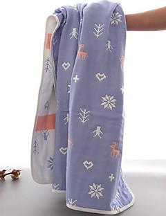 Frisse stijl Badhanddoek,Dieren Superieure kwaliteit Puur Katoen Handdoek