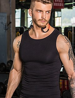 Men's Solid Undershirt