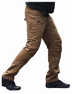 tanie Turystyczne spodnie i szorty-Męskie Turistické kalhoty Na wolnym powietrzu Trener Chodzenie Rozciągliwe Spodnie Łowiectwo Piesze wycieczki Wspinaczka