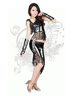 Klassiek en Tradtioneel Lolita Het oude Griekenland Vrouwelijk Outfits Cosplay Zwart Rood Gouden Zilver Klok Mouwloos Mid Dij