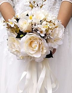 Cheap wedding accessories online wedding accessories for 2018 cheap wedding accessories wedding flowers bouquets wedding party evening other material polyester 118quot junglespirit Choice Image