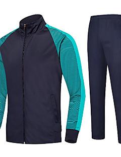 preiswerte -Unisex Fußball Sweatshirt Trainer Winter Herbst Solide Kunstseide Polyester