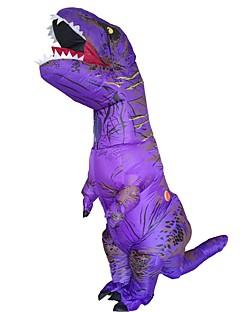 billige Halloweenkostymer-Dinosaur Oppblåsbart kostyme Herre Dame Jul Karneval Første april Maskerade Valentinsdag Bursdag Oktoberfest Nytt År Barnas Dag Festival