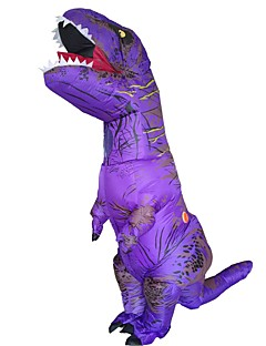 billige Halloweenkostymer-Dinosaur Oppblåsbart kostyme Unisex Jul Karneval Første april Maskerade Valentinsdag Bursdag Oktoberfest Nytt År Barnas Dag Festival /