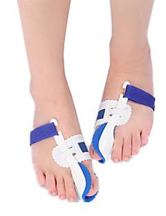 ieftine -Întreg Corpul Picior Suportă Toe Separatoare & Pad bunion Dureri de picior calma Corector Postură Plastic