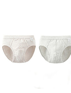 billige Undertøj og sokker til drenge-Drenge Undertøj Bomuld Alle årstider Simple Elastisk Lyseblå Lysegrå