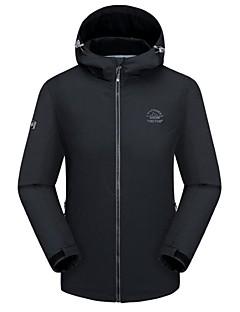 tanie Odzież turystyczna-Męskie Bunda na turistiku Na wolnym powietrzu Zima Keep Warm Fast Dry Topy Pojedyncze Slider Przypadkowy Kemping Bieganie Podróżowanie