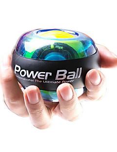 billige Motion, fitness og yoga-Stress Ball Med 3 tommer (ca. 7,5 cm) Diameter Gummi LED Stress relief, Håndterapi Til Træning & Fitness / Træningscenter hænder