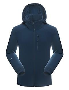 tanie Odzież turystyczna-Snowwolf® Męskie Turystyczna kurtka i spodnie Na wolnym powietrzu Quick Dry chłopak prezent Wysoka elastyczność Topy Odkryty suwak na