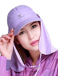 billige Clothing Accessories-Sykkelhette UV-beskyttende lue Joggelue Hatt Vår Sommer Vandring Fort Tørring Vindtett UPF50+ UV-bestandig Pusteevne Vandring Fisking