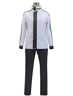 """billige Anime cosplay-Inspirert av Sword Art Online SAO Kirito Swordman Cosplay Anime  """"Cosplay-kostymer"""" Cosplay Klær Annen Langermet Topp Bukser Til Herre"""