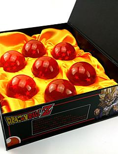 billige Anime cosplay-Mer Tilbehør Inspirert av Dragon Ball Son Goku Anime Cosplay-tilbehør Other polyresin