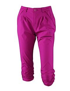 baratos Calças e Shorts para Trilhas-Mulheres Shorts de Trilha Ao ar livre Respirabilidade, Fitness, Sertão Calças Exercicio Exterior