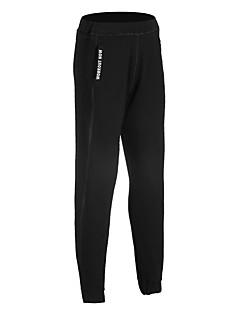 billiga Träning-, jogging- och yogakläder-Dam Joggerbyxor / Tights för jogging - Svart sporter Cykling Tights Sportkläder Snabb tork