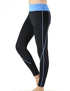 billige Løbetøj-Arsuxeo Dame Træningsleggings / Løbetights Hurtigtørrende, Åndbart, Svedreducerende Tights / Underdele Yoga / Pilates / Træning & Fitness