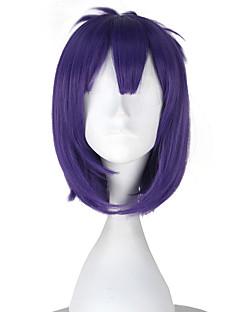 billiga Anime/Cosplay-peruker-Cosplay Peruker Seraph of the End Annat Animé Cosplay-peruker 32cm CM Värmebeständigt Fiber Alla