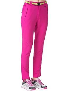 baratos Calças e Shorts para Trilhas-Mulheres Calças de Trilha Ao ar livre Secagem Rápida, Respirabilidade, Esticar Calças Caça / Equitação / Exercicio Exterior