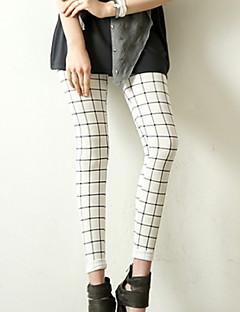 tanie Getry-Damskie Moda miejska Typu Chino Spodnie Prążki