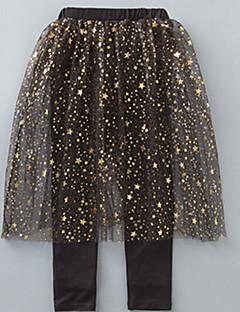 billige Bukser og leggings til piger-Børn Pige Galakse Uden ærmer Bukser