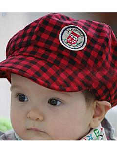 tanie Akcesoria dla dzieci-Kapelusze i czapki - Dla obu płci - Wiosna - Bawełna Rayon Black Czerwony Rainbow