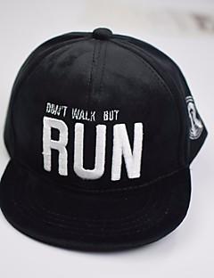 billige Trendy hatter-Herre Fest Aktiv Bowlerhatter Bøttehatt Sixpence - Perler, Geometrisk Lapper Polyester