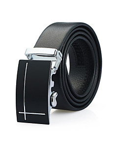 cheap Men's Belt-Men's Work Waist Belt - Solid Colored
