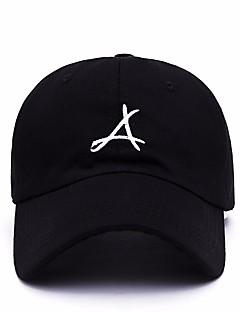 billige Hatter til damer-Unisex Kontor Baseballcaps / Solhatt Fargeblokk / Rutet Polyester / Vår