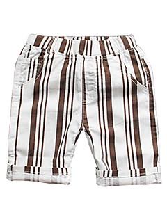 billige Drengebukser-Børn Drenge Stribet Shorts