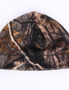 tanie Odzież turystyczna-Esdy Czapka turystyczna Czapka Skull Caps Zatrzymujący ciepło Oddychalność Wiosna, jesień, zima, lato Khaki Unisex Wędkarstwo Piesze wycieczki Narty Solidne kolory Geometric Shape / Elastyczny