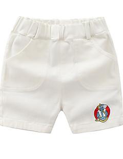 billige Drengebukser-Børn / Baby Drenge Geometrisk Jeans