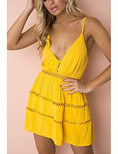 baratos Vestidos de Festa-Mulheres Para Noite Bainha Vestido Com Alças Acima do Joelho